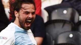 Bradley Dack of Blackburn Rovers