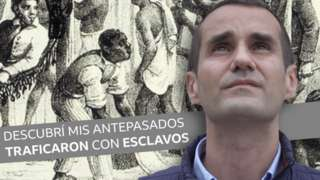 El periodista de BBC Mundo Jaime González