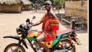 Obinrin akọkọ ni ilẹ Africa ti yoo rin gbogbo agbaye