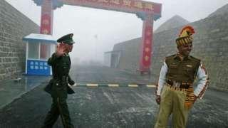 Tentara China dan India