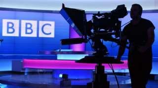 BBC cameraman