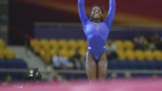 Simone Biles of USA