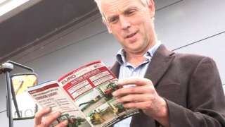Founder of Euro Auctions Derek Keys