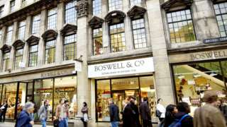 Boswells exterior