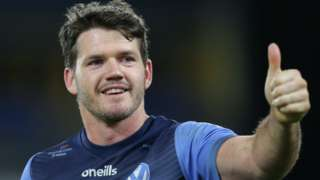 Lachlan Coote score St Helens' opening try before kjcking ?? goals