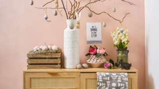 Wayfair display