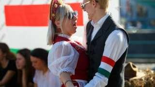Угорський фестиваль на Закарпатті