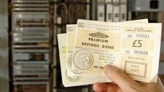 premium bond certificates