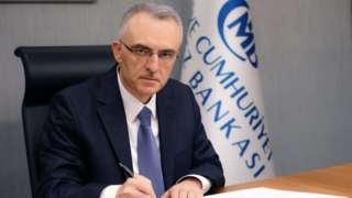 TCMB'nin yeni başkanı Naci Ağbal yönetiminde ilk faiz kararı bugün açıklandı