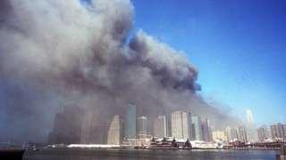 Um dos ataques de 11 de setembro de 2001