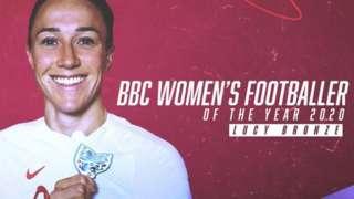 BBC Women Footballer award
