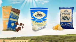 Mackie's products