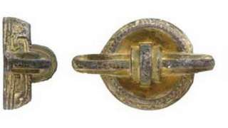 Gilded silver and niello-inlaid unidentified object