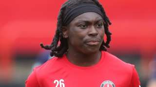 Abraham Odoh left Charlton Athletic last summer after 18 months at The Valley