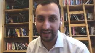 Ali Albazaz, CEO and founder of Inkitt