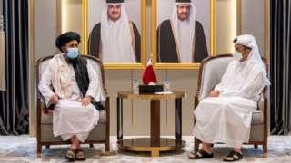 Katar Doha barış görüşmelerine ev sahipliği yapıp Taliban liderlerini misafir etme avantajına sahip