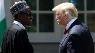 Buhari and Trump