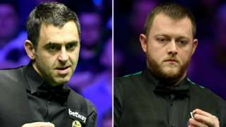 Ronnie O'Sullivan v Mark Allen