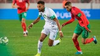 Morocco v Mauritania