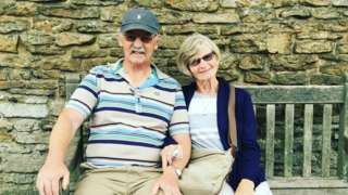Ann and Ken Lovell