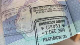 A BNO passport