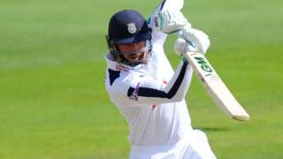 James Vince of Hampshire