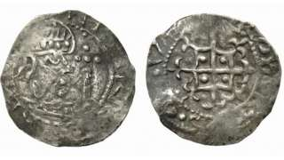 Coin issued by Henry of Anjou