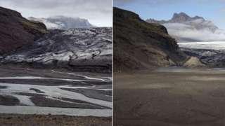 """منطقة """"سكافتافيل"""" في أيسلندا"""
