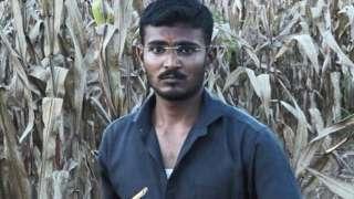 तरुण शेतकरी कल्याण औताडे