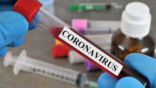 Testing blood for antibodies for coronavirus