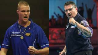 Wesley Harms/Gary Anderson