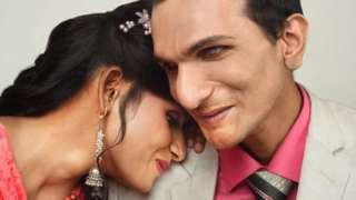 Deepak and Arti