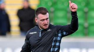 Full-back Stuart Hogg is fit to start for Glasgow