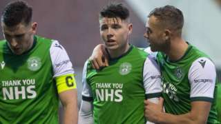 Kevin Nisbet and Ryan Porteous were the subject of interest in January