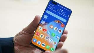 Huawei P40 Pro iriko iramurikwa mu Budage mu mwaka uheze