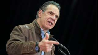 New York Governor Andrew Cuomo is a high-profile Democrat