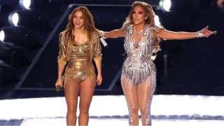 Shakira na Jennifer Lopez
