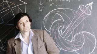 Roger Penrose in 1980