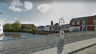 River Tone, Taunton