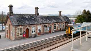 Llandrindod Wells station
