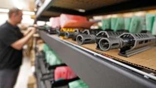 Venda de armas nos EUA