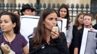2013 میں خواتین کے حقوق کے لیے احتجاج