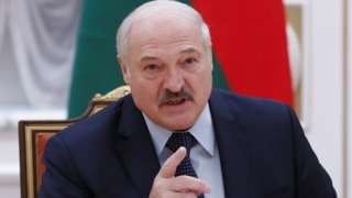 Perezida wa Belarus Alexander Lukashenko