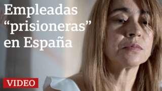 Las dramática situación de las empleadas domésticas en España.