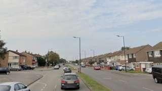 Parlaunt Road