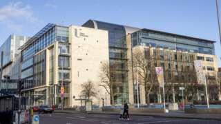 Ulster University Belfast campus
