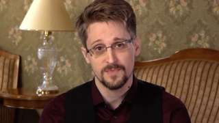 US whistle-blower Edward Snowden said he won't a fair trial if he returns home to the United States.