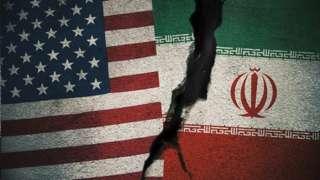 美国与伊朗