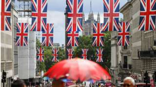 Union Jacks Oxford Street