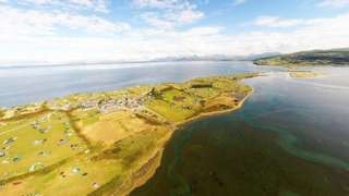 Shell Island, Gwynedd